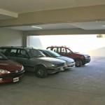 Cochera privada – Wilson Apart Hotel Salta Argentina