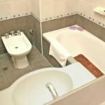 Toilette – Wilson Apart Hotel Salta Argentina